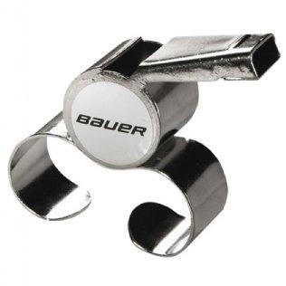 Bauer Schiedsrichterpfeife Metall