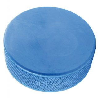 Sher-Wood Kinder-Puck, light/blue
