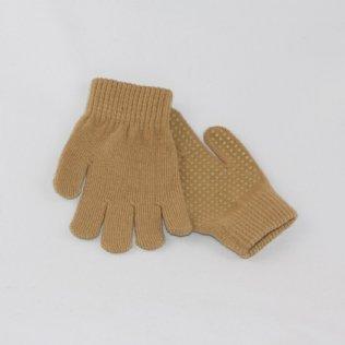 EissportWelt Fingerhandschuhe beige © EissportWelt