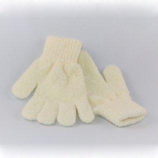EissportWelt Fingerhandschuhe bougle elfenbein © EissportWelt