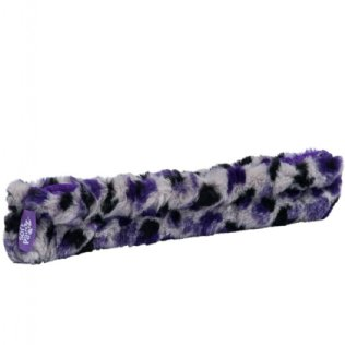 Guardog Fuzzy Blade Cover purple leopard © Guardog